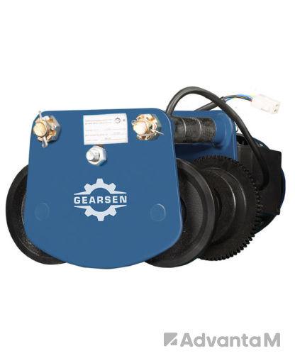 Тележка для электрической мини тали комбинированная GEARSEN 1200 кг