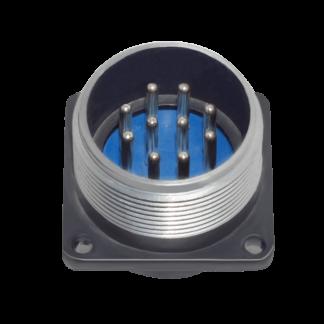 Вилка блочная управления лебедки, 8 pin ZLP